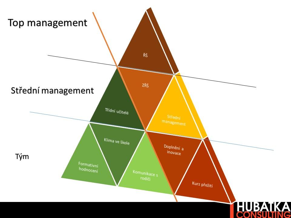 Systém Integrálního leadershipu  – Koncepce vzdělávacích seminářů a rozvoje managementu pro školy